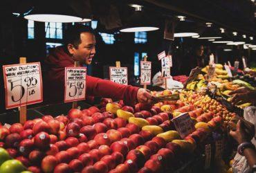 Tražim prodavca voća, povrća i zdrave hrane