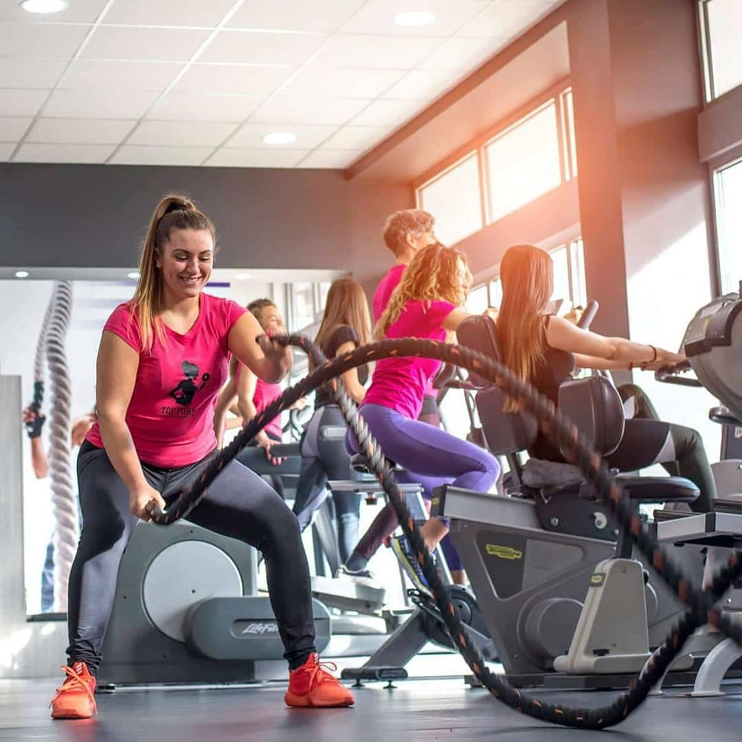 Top Form fitness & aerobic studio