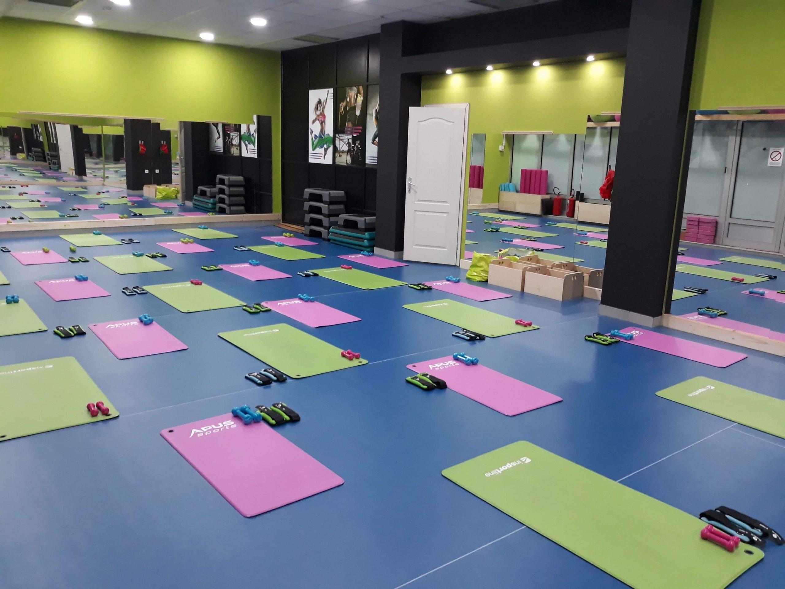 Fitness & aerobic studio Top Form