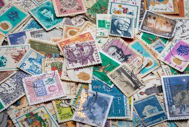 Prodajem album sa poštanskim markicama