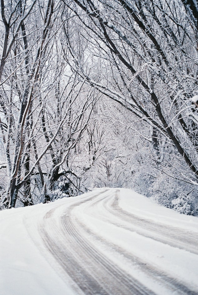 Izrada grtalica za sneg za viljuškar