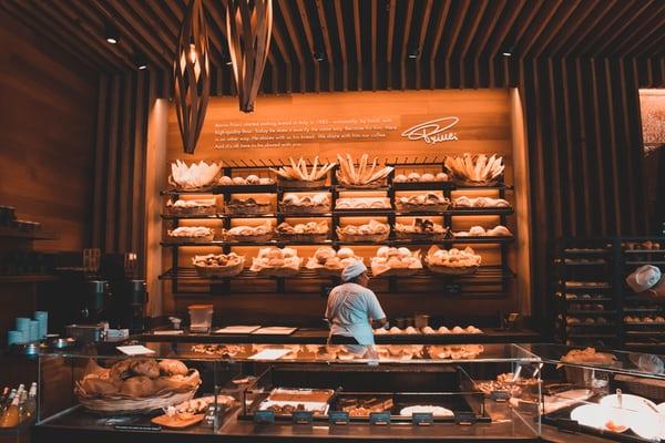 Potreban prodavac u pekari